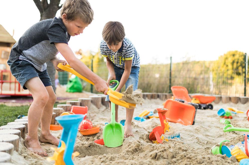 draußen spiele für kinder